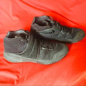 "Men's Nike Kyrie 2s ""triple black"" (12)"